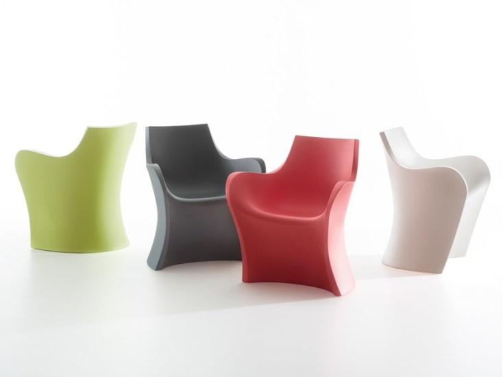 Woopy: Small armchair in different colours