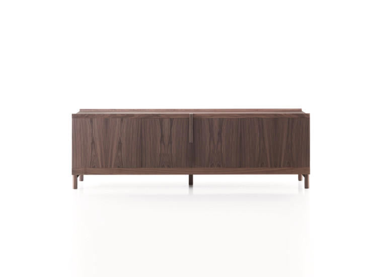 credenza sideboard w 240 cm d 50 cm h 76 5 cm by valentini life space. Black Bedroom Furniture Sets. Home Design Ideas