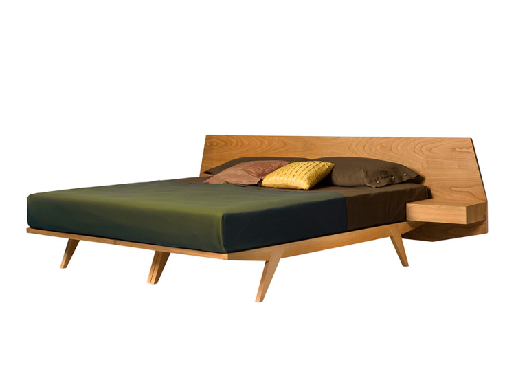 Giò Double: Bed L 263 cm W 199 cm H 80 cm