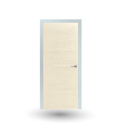 Iki 87G: Hinged wooden door in different finishings