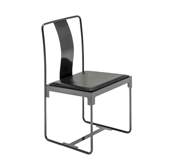 Mingx: Chair available in different finishings