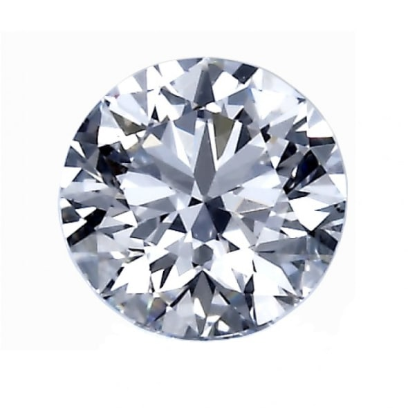 0.40 Carat G Color IF Clarity Round Diamond Certified by GIA