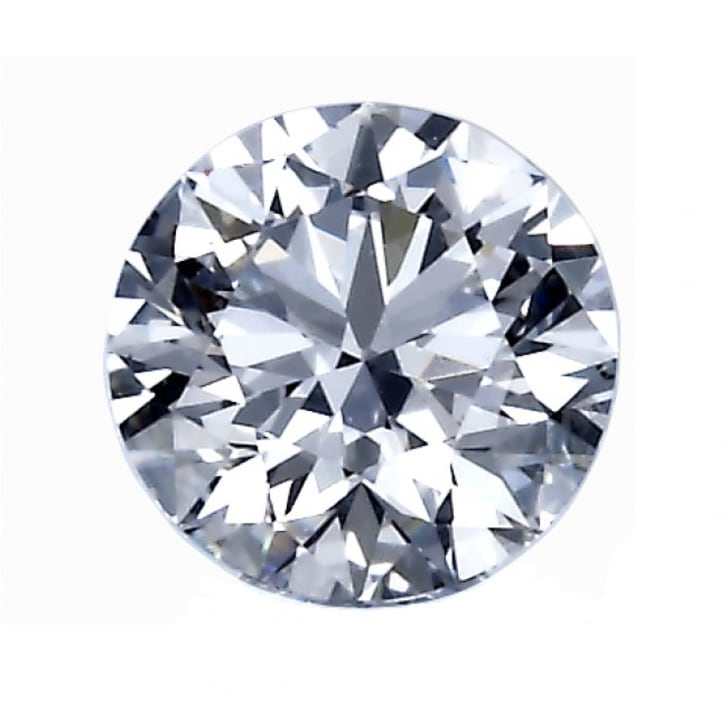 0.90 Carat D Color IF Clarity Round Diamond Certified by GIA