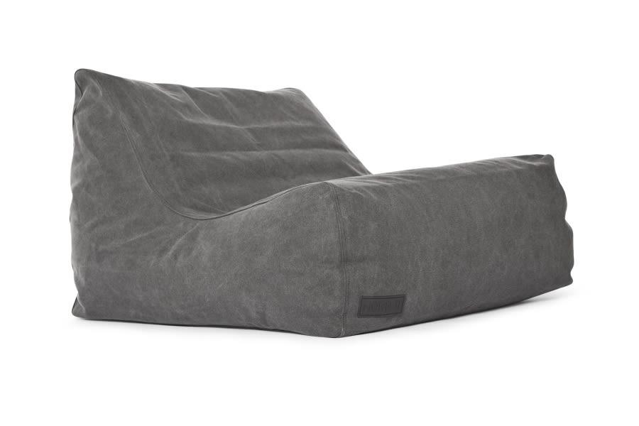 Club Lounge Chair-COL01 - Black