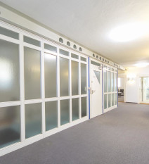 Eingangsbereich hno praxis dr  tobias wallerdznbha