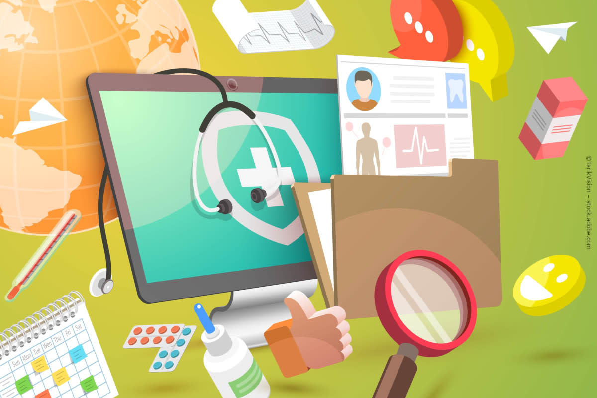 Digitalisierung gesundheitswesenkxfatr