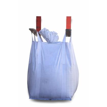 1.0 Tonne - Duffle Top Spout Bottom - Bulk Bag