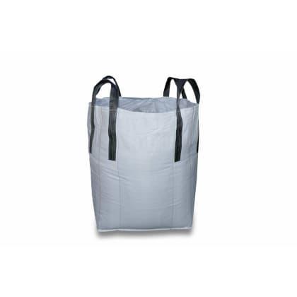 1.0 Tonne - Duffle Top Closed Bottom Bulk Bag