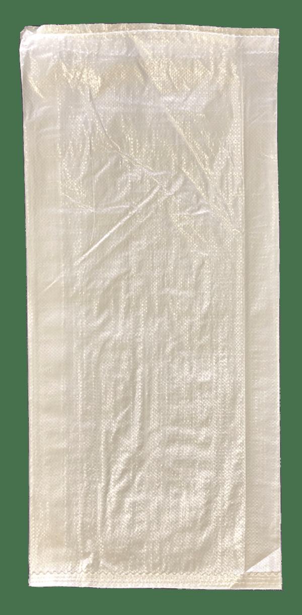 Woven Polypropylene - Laminated Feed Bag - (37 CM + 10 CM) x 67 CM