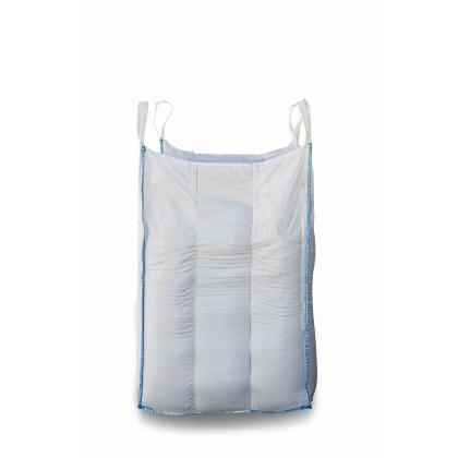1.20 Tonne - Food Grade - Spout Top Spout Bottom - Bulk Bag - 90 x 90 x 120 CM