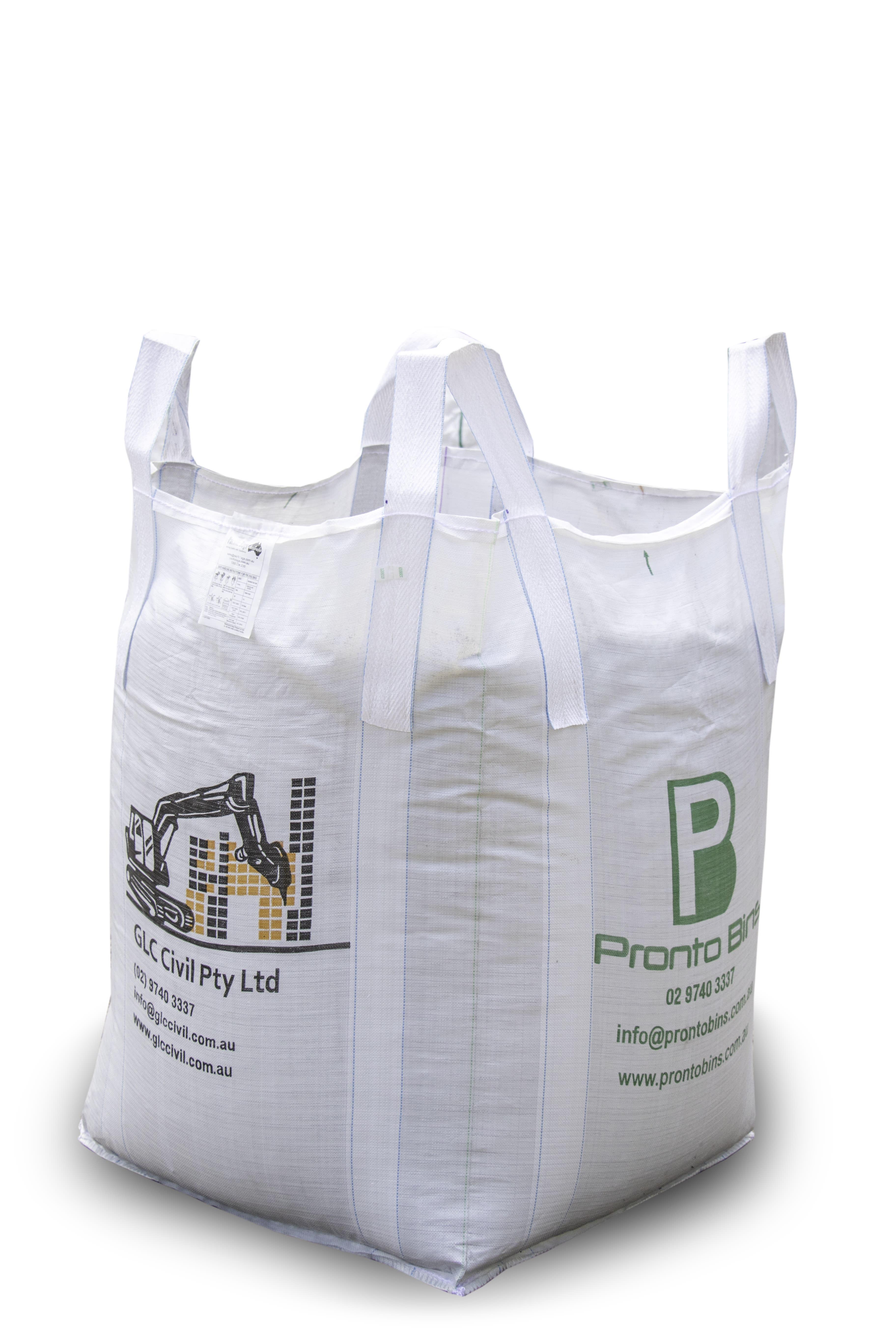 Two Side Printed Bulk Bag