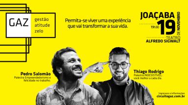 Joaçaba receberá atrações nacionais no Circuito GAZ