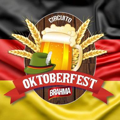 Concorra a 5 passaportes para o Circuito Oktoberfest Brahma!