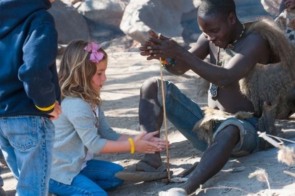 Natural Hunters: The Hadza Bushmen of Tanzania, Image Courtesy of Lake Eyasi Tented Camp, Tanjanyika Wildeness Camps - Tribal beliefs