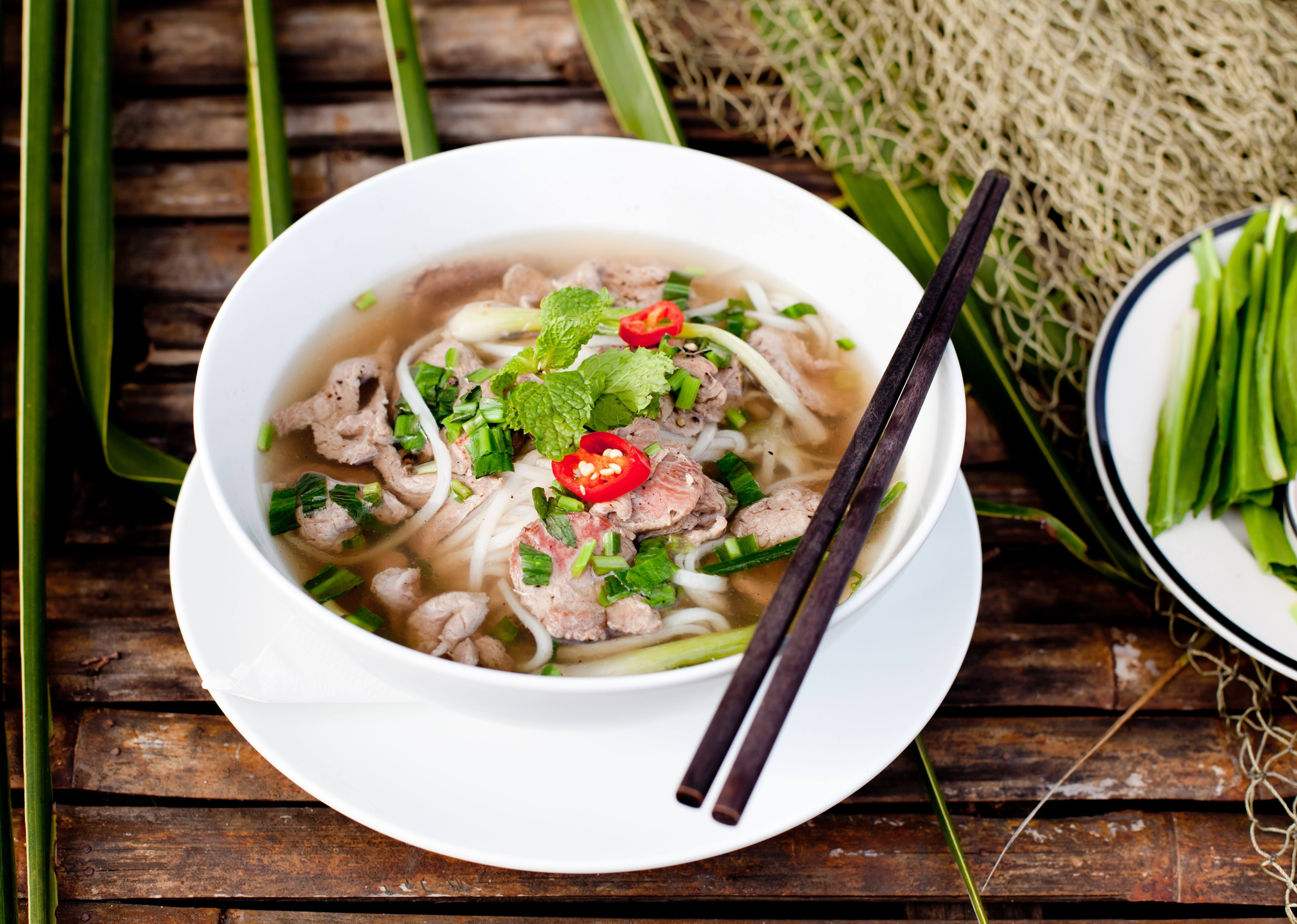 Things to do in Vietnam - Sample Vietnamese Pho in Hanoi - Top 10 food destinations