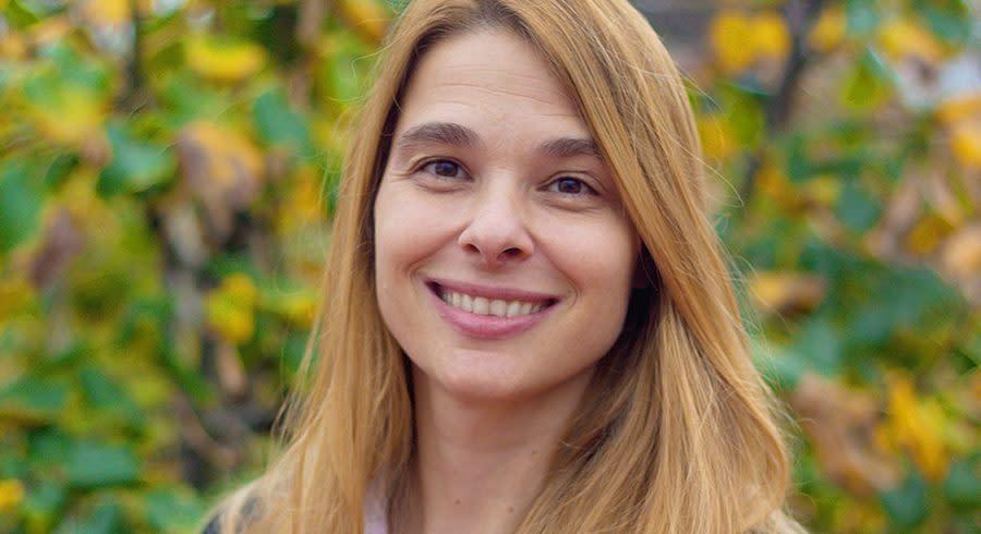 Ingrid Vultorius, unsere Südamerika-Leiterin auf Galapagos Inseln.