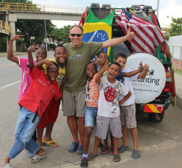 Travel Dreams Realized: Africa to Brazil