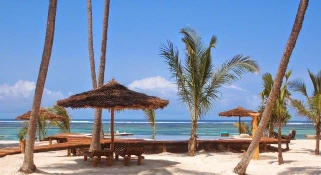 Dhow - Sundowner Cruise für Strandliebhaber in Kenia