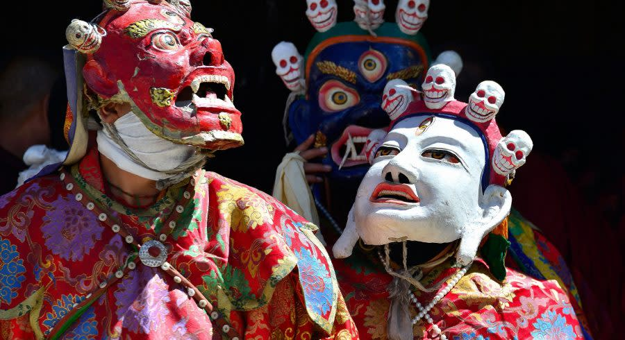 Enchanting Travels Tibet Tours Buddhist mystery in Zanskar