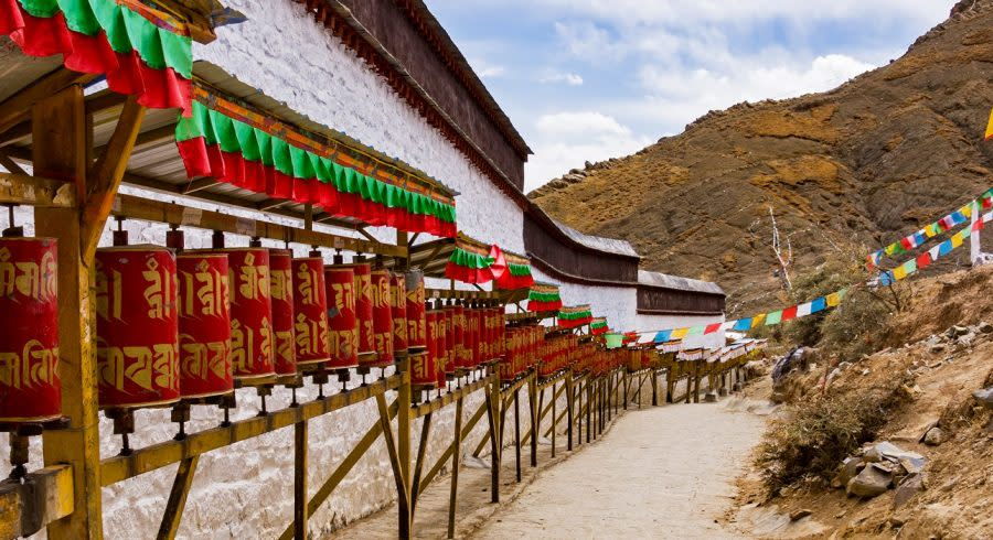 Enchanting Travels Tibet Tours Shigatse