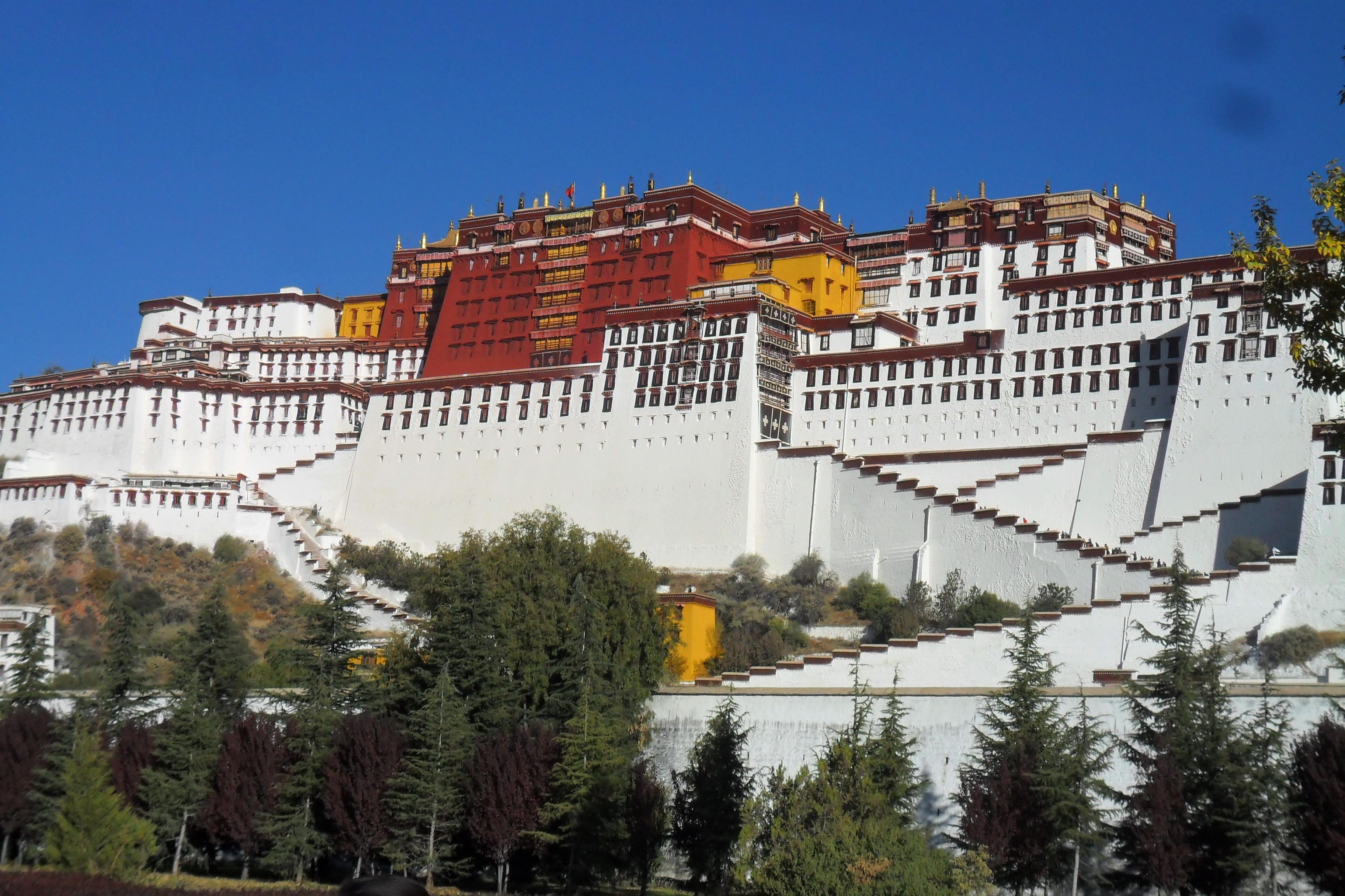 Enchanting Travels Tibet Tours Potala Palace