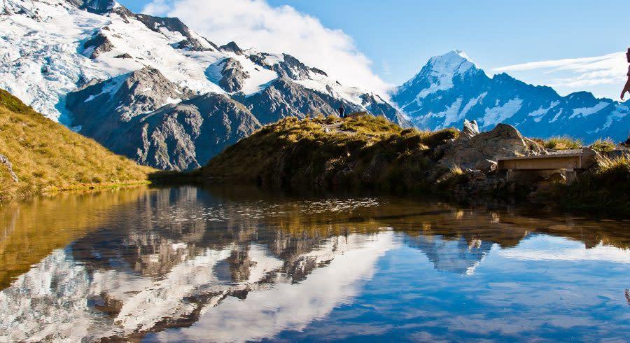 Enchanting Travels New Zealand Tours Mt. Cook
