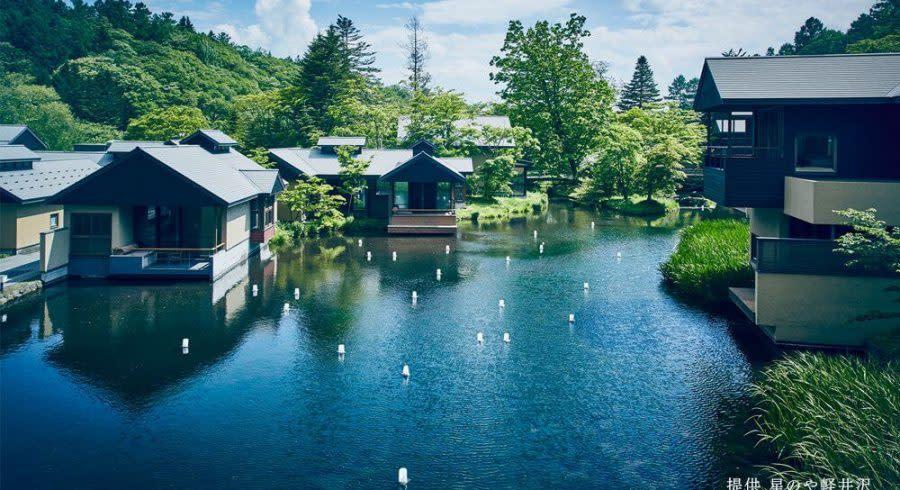 Hoshinoya Hotel, Japan, luxury hotel - best luxury vacation spots in the world