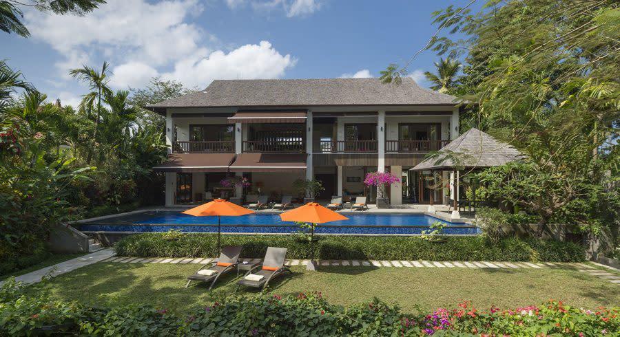 Enchanting Travels Indonesia Tours Ubud Hotels Villa Shinta Dewi