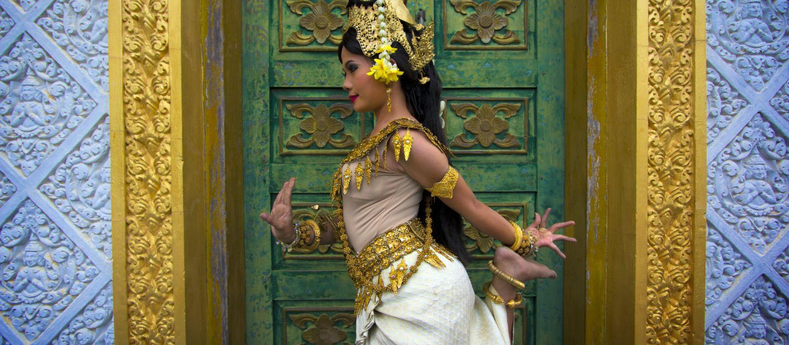 Vietnam und Kambodscha: Mekong und Phnom Penh entdecken Urlaub 3