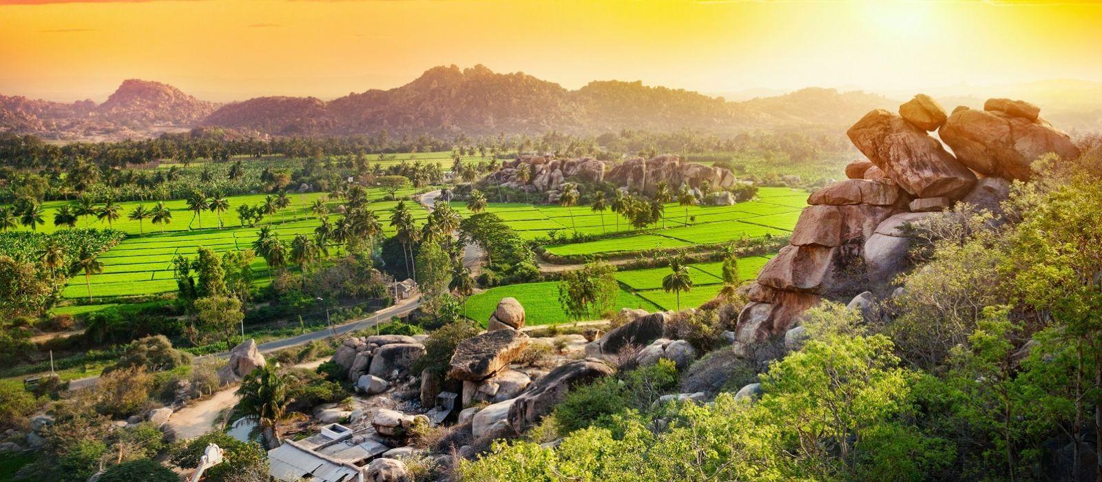 Luxuriöse Südindien Reise – Höhepunkte neu entdeckt Urlaub 2