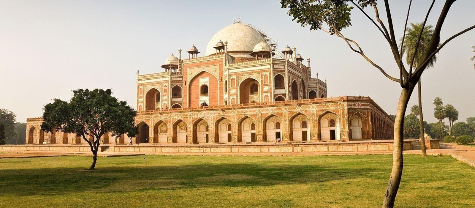 Taj Mahal und Berggipfel: Vom Goldenen Dreieck zum Himalaya Urlaub 1