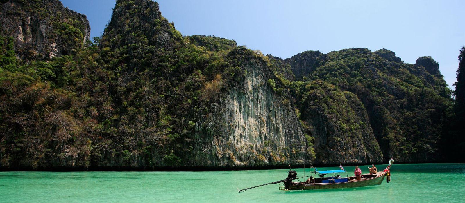 Reiseziel Koh Phi Phi Thailand