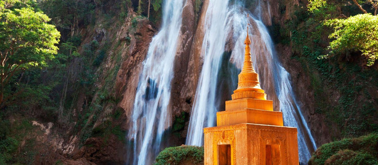 Reiseziel Pyin Oo Lwin Myanmar