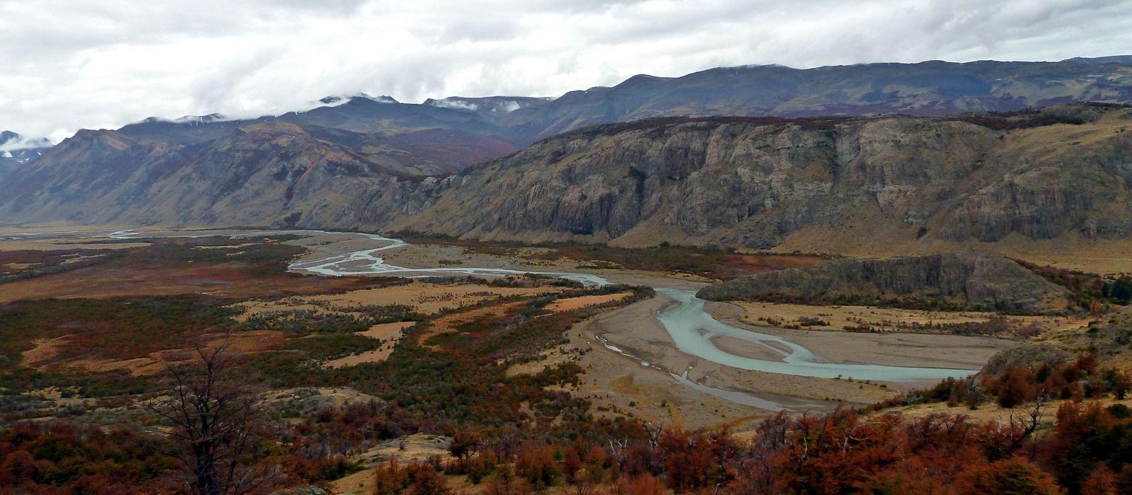 Destination El Chaltén Argentina