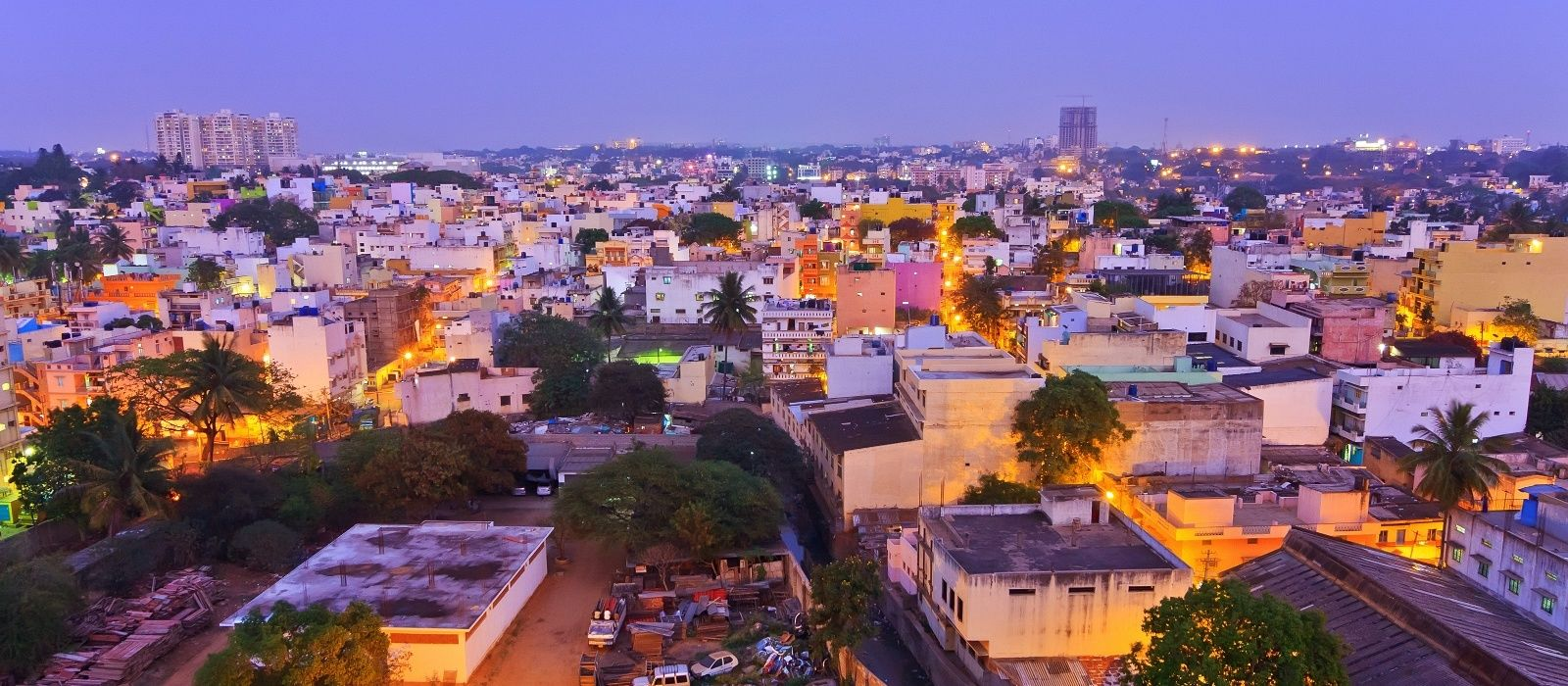 Destination Bangalore South India