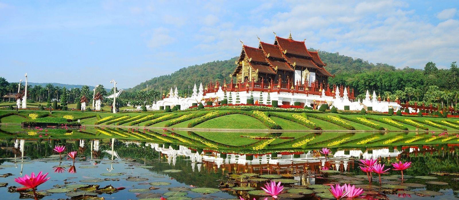 Destination Chiang Mai Thailand