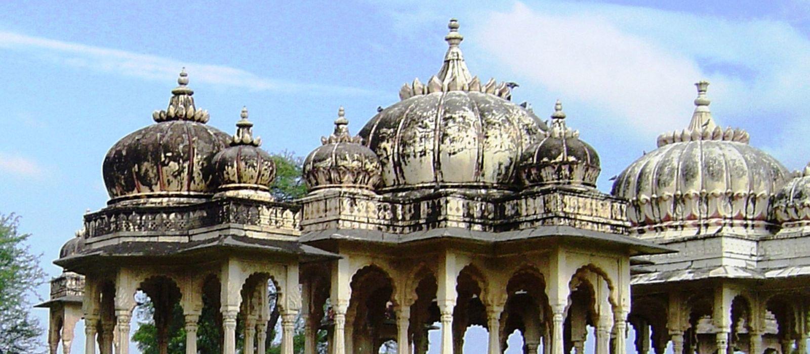 Reiseziel Deogarh Nordindien