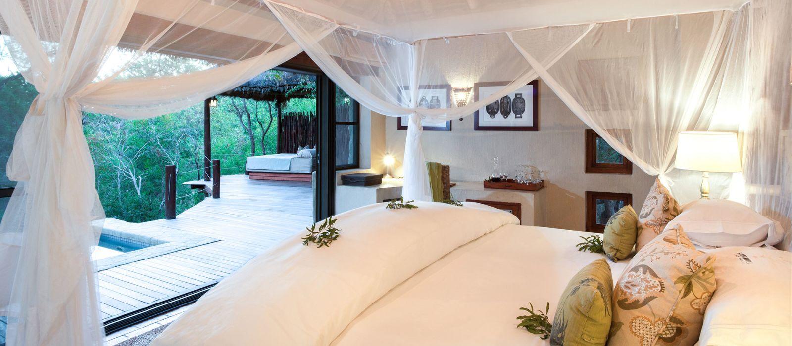 Hotel Thornybush Simbambili Game Lodge Südafrika
