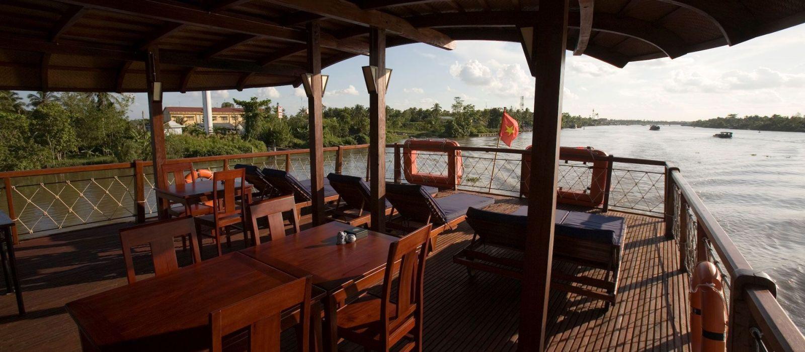 Hotel Bassac Cruise Vietnam