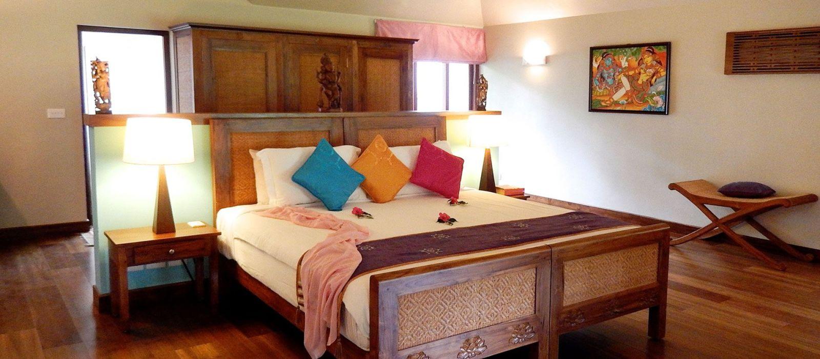 Hotel Neeleshwar Hermitage Südindien