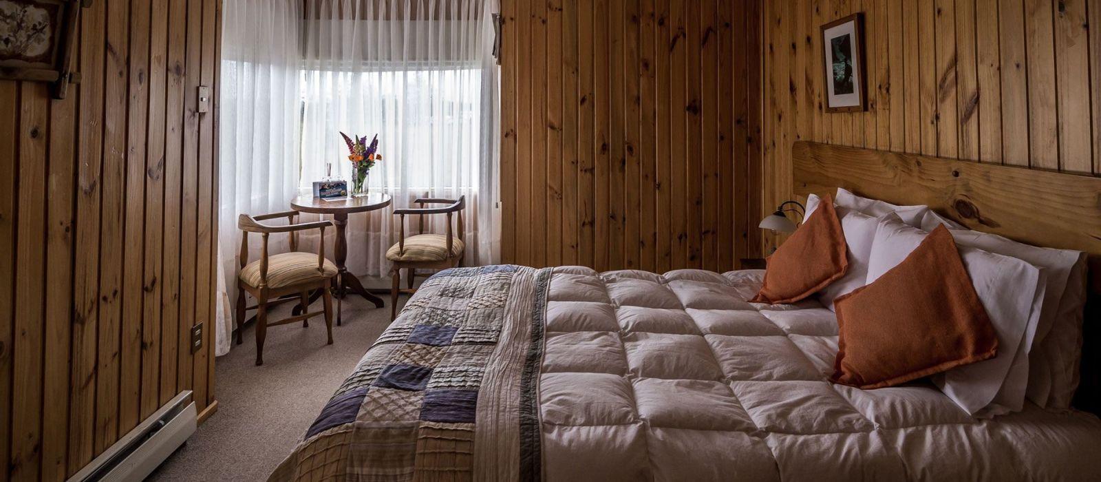 Hotel Cabañas del Paine Chile