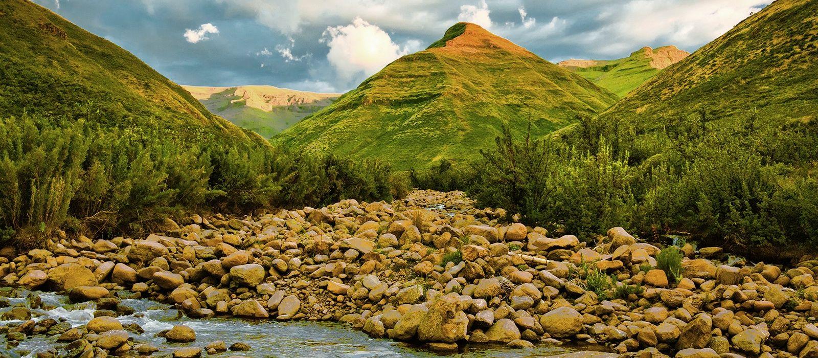 Wanderparadies Südliches Afrika: Abenteuerurlaub zu Fuß und zu Pferd Urlaub 4