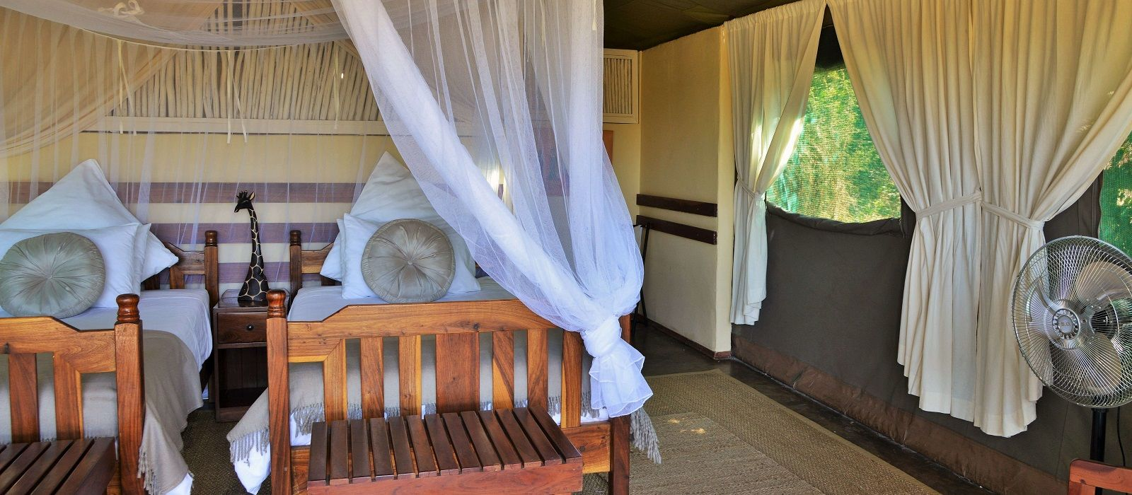 Hotel Elephant Valley Lodge Botswana
