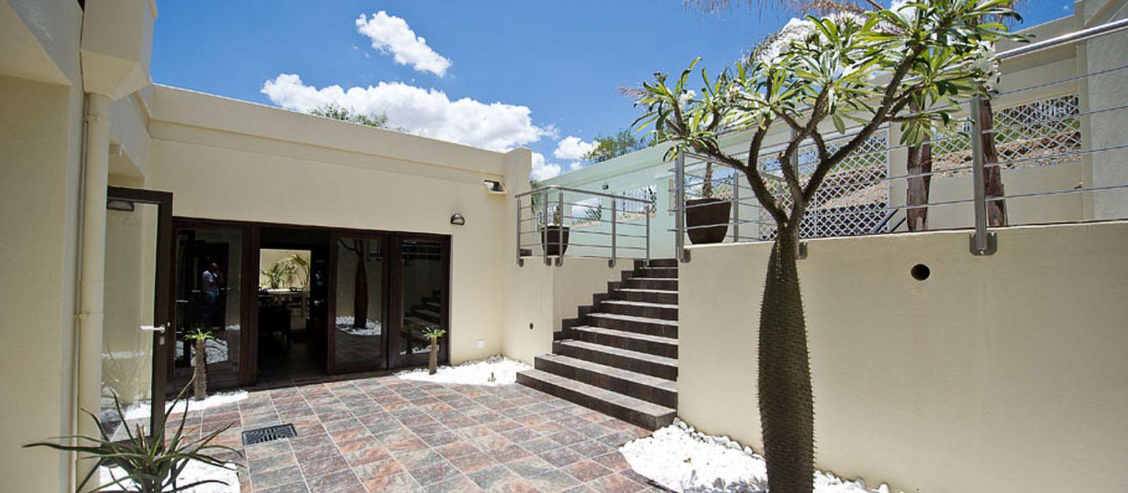 Hotel Galton House Namibia