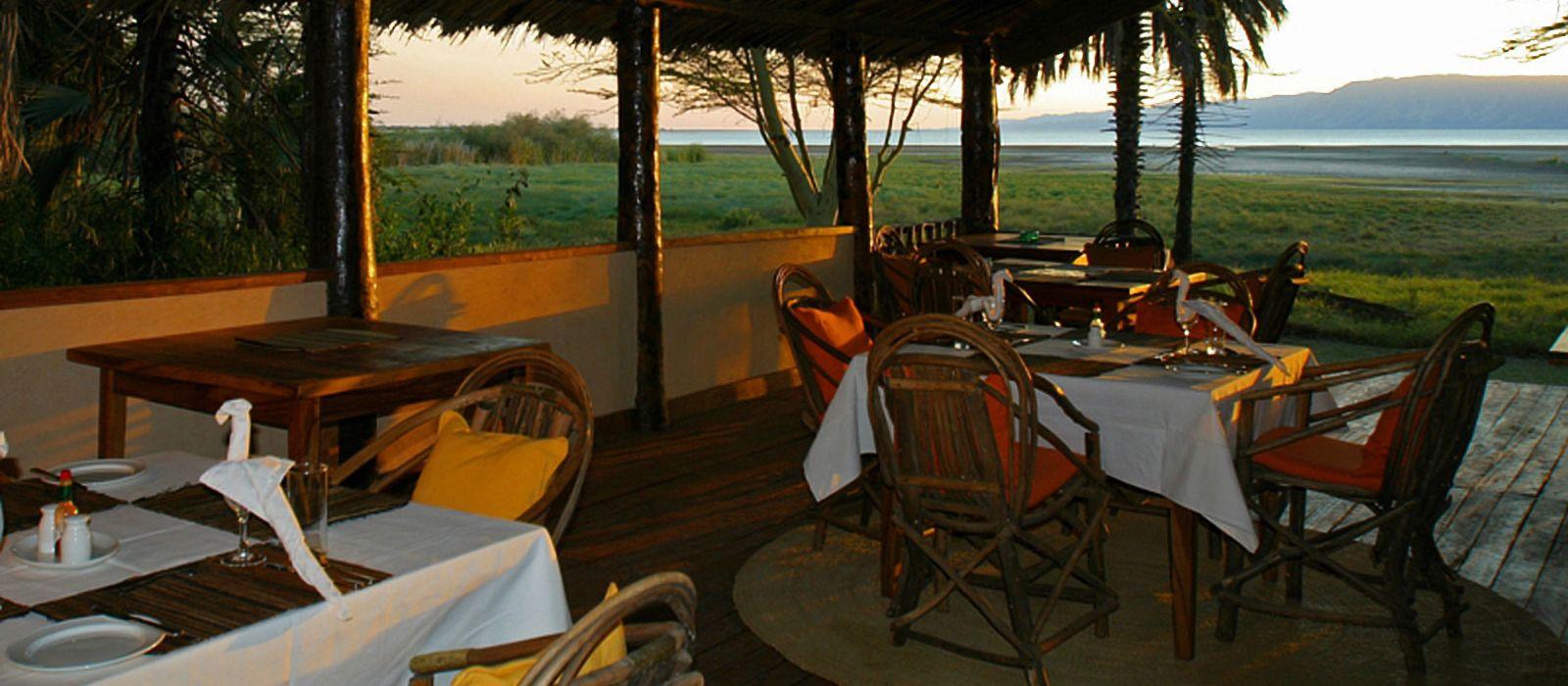 Hotel Kisima Ngeda Tanzania