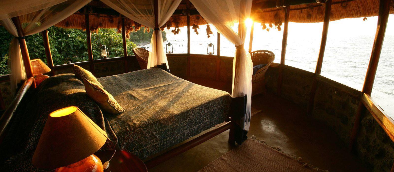 Hotel Mfangano Island Kenya