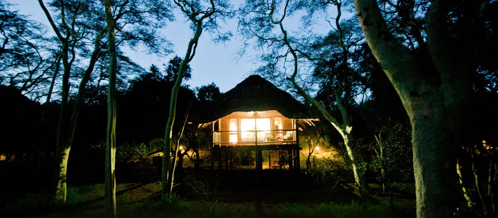 Hotel Zululand Tree Lodge South Africa