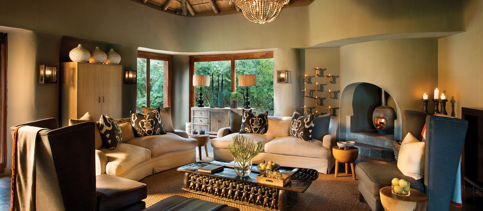 Hotel Madikwe Safari Lodge Südafrika