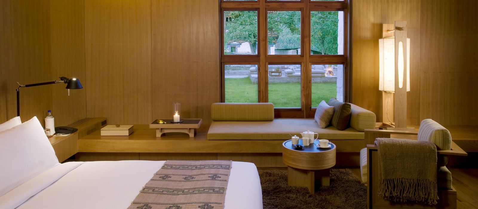 Hotel Amankora Bumthang Bhutan
