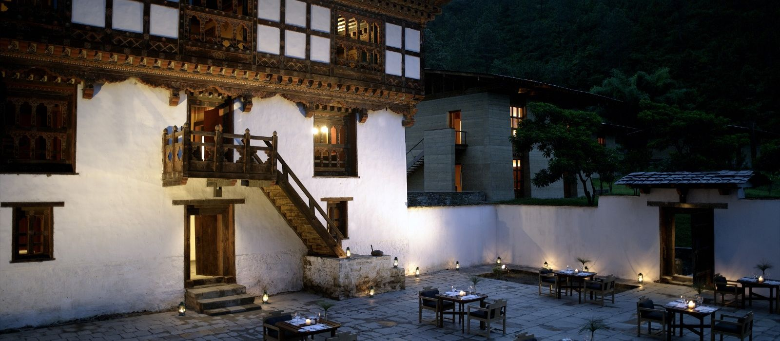 Hotel Amankora Punakha Bhutan